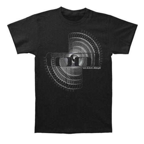 TOOL T-Shirt Band Spiro II New Authentic OFFICIALLY LICENSED S-2XL Men's T-shirt Funny Tops Tees 100% Cotton Cool