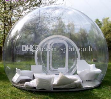 6*4M tent with Air blower