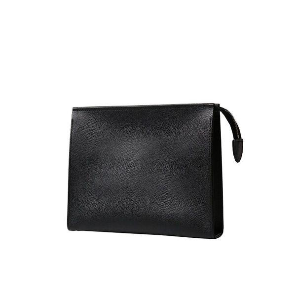 2019 Clutch Bags Rectangular Handbag Women Travel Makeup Bag New Designer High Quality Men Wash Bag Cosmetic Bags With Dust Bag