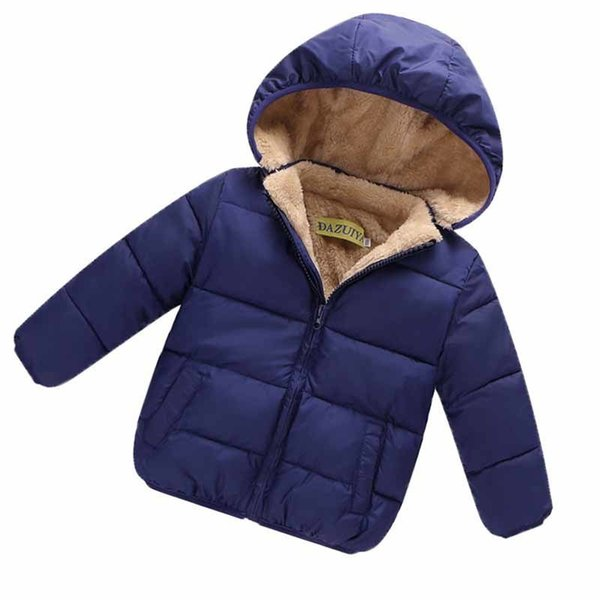 quality Kids Toddler Boys Jacket Coat & Jackets For Children Outerwear Clothing Casual Baby girls Clothes Autumn Winter Parkas