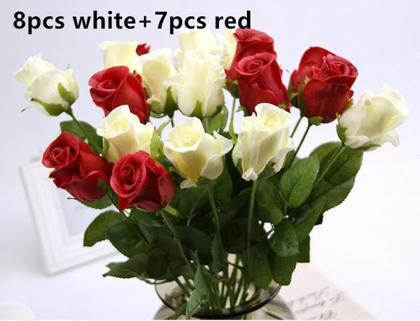 8white 7red