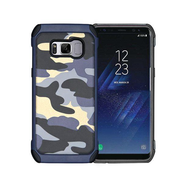 Für Samsung s6 s7 s8 Hinweis5 s7edge Amy Camo Handyhülle Handyhülle Zurück Stadt Dessert Dschungel Camouflage SCA065