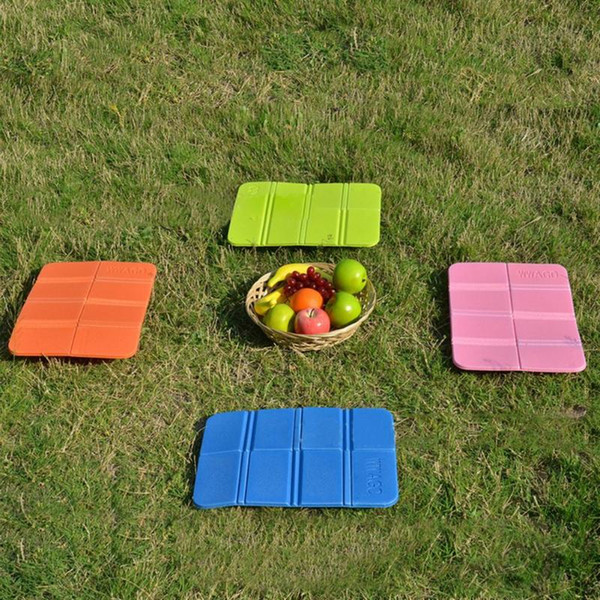 Enjoyable Xpe Foldable Folding Outdoor Camping Mat Seat Portable Waterproof Chair Picnic Mat Pad Outdoor Floor Cushions Inexpensive Outdoor Furniture From Ibusinesslaw Wood Chair Design Ideas Ibusinesslaworg