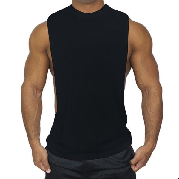 2019 colete colete de tecido confortável dos homens novos roupas de verão dos homens 143 #