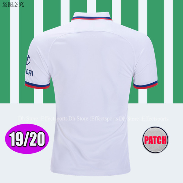 1920 Away White with league patch