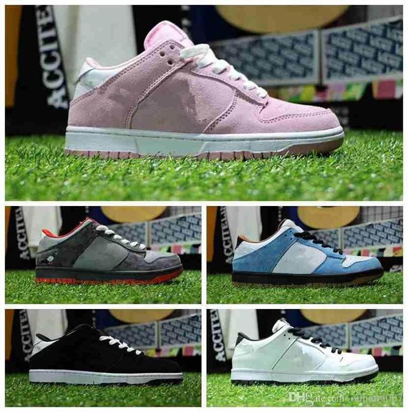 Dunk SB Low TRD QS Black Pigeon The Dove Of Peace Pro Barely Green TIFFANY DIAMOND Best Quality Limited Release Online For Sale