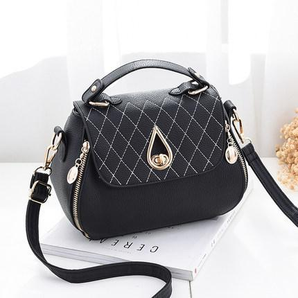 New Arrival Oil Leather Handbags for 515 Women Large Capacity Casual Female Bags Trunk Tote Shoulder Bag Ladies Big Crossbody Bags