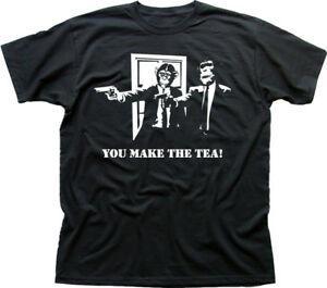Faça o seu próprio Tea Pulp Fiction inspirado Chimpanzés t-shirt FN9845