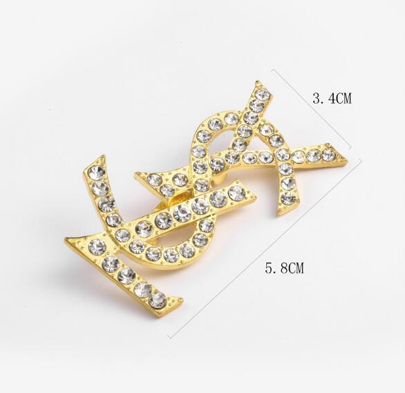 Luxury Rhinestone Vintage Bow Tie Brooch - Womens Mens Ribbon Bow Brooches Groom Wedding Decoration Suit Accessories 56713