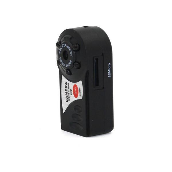 Mini wifi micro DV security wireless remote camera video recorder night vision small camera HD wireless aerial