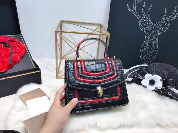 Tasarımcı-kadın tasarımcı çanta tote debriyaj omuz çantaları bvl zincir çanta crossbody messenger omuz çantası çantalar 3 renk seçimi 2019 Yeni