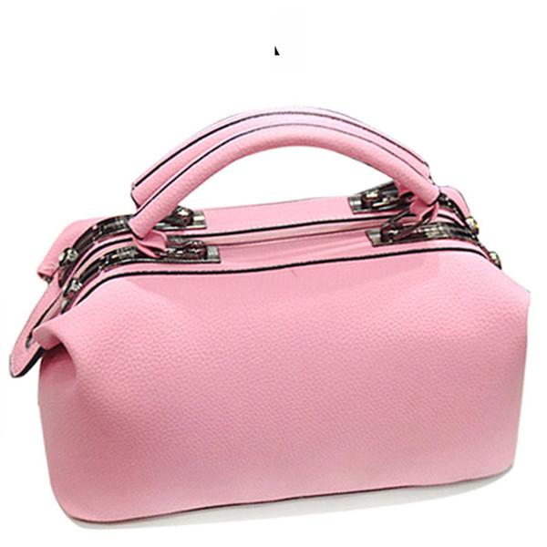 good quality Brand Fashion Boston Handbags For Women Famous Designer Leather Messenger Bags Ladies Party Shoulder Crossbody Bags