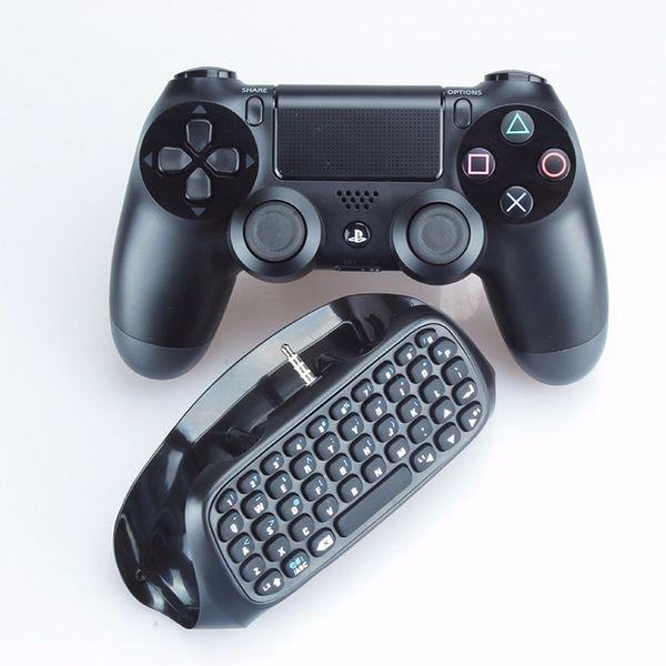 Mini Bluetooth PS4 Gamecontroller Drahtlose Tastatur Tragbare Falten Ultra Slim Tasche Aluminiumlegierung Tastatur Tastaturen
