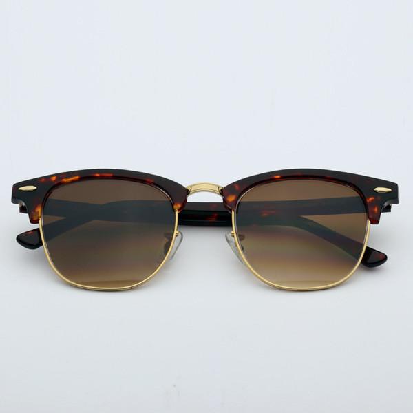 902/51 блестящая черепаха / градиентный коричневый лен