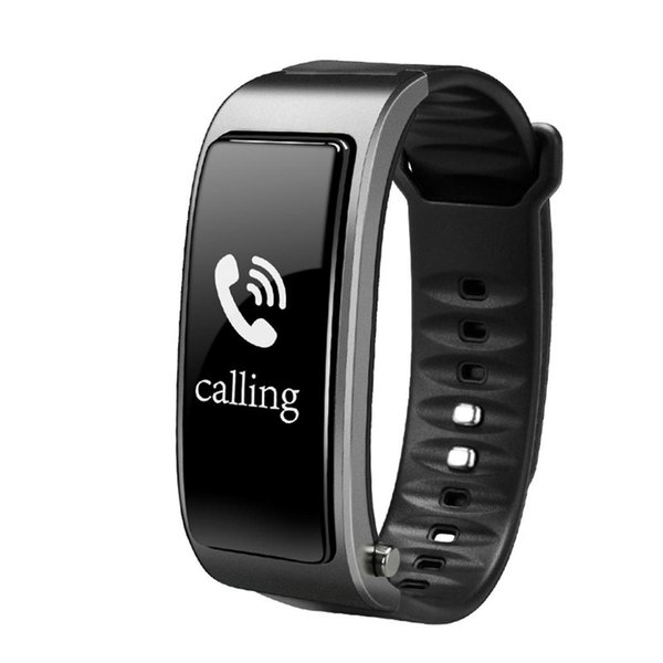 For iphone samsung smartphones y3 smart watch bracelet talk band 2 in 1 bluetooth headphones headset Heart Rate Monitor DHL