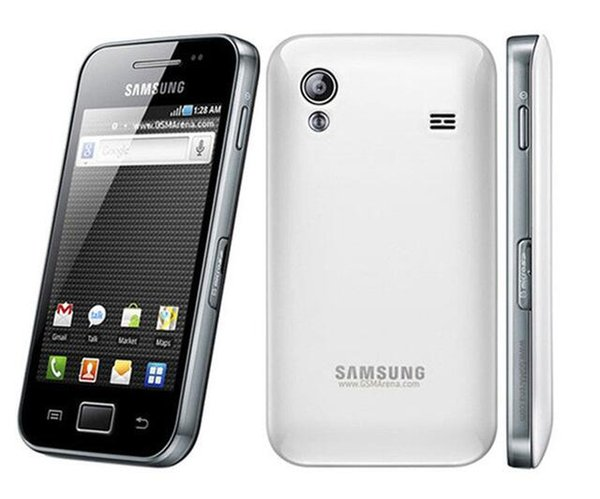Original Unlocked Samsung Galaxy ACE S5830 S5830i Cell phone 3G Wifi GPS 5MP Camera Mobile Phone Free Shipping