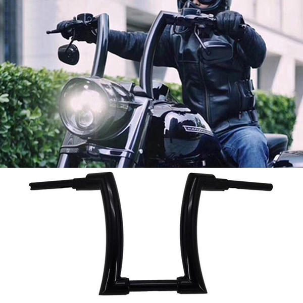 "top popular Motorcycle 12"" 14"" 16"" Bar Handlebars for models Road king 2014-2020 2020"