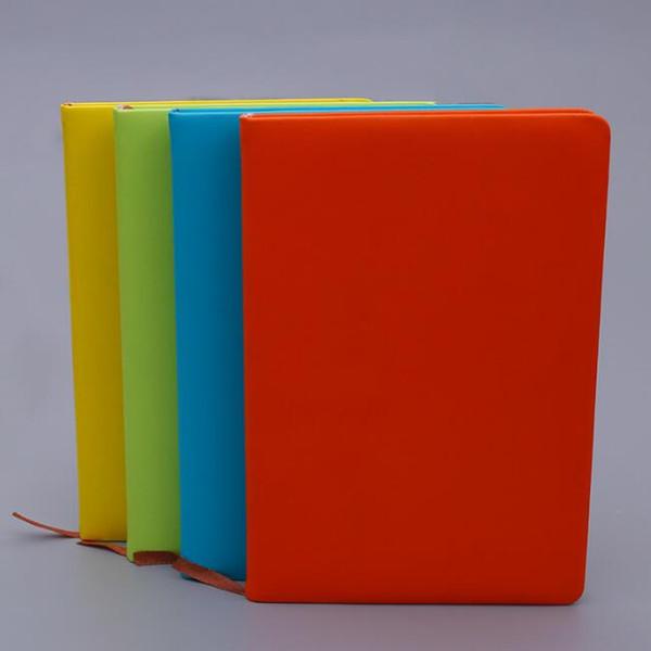 Cuadernos de negocios creativos A5 cubierta dura pu vintage clásico cuadernos diario diario cuadernos bloc de notas papelería escuela material de oficina