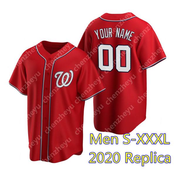 2020 Kopya / Kırmızı / Erkek