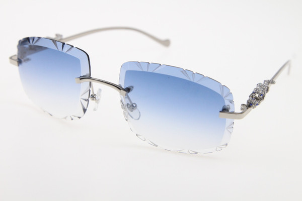 Argent Bleu Lens
