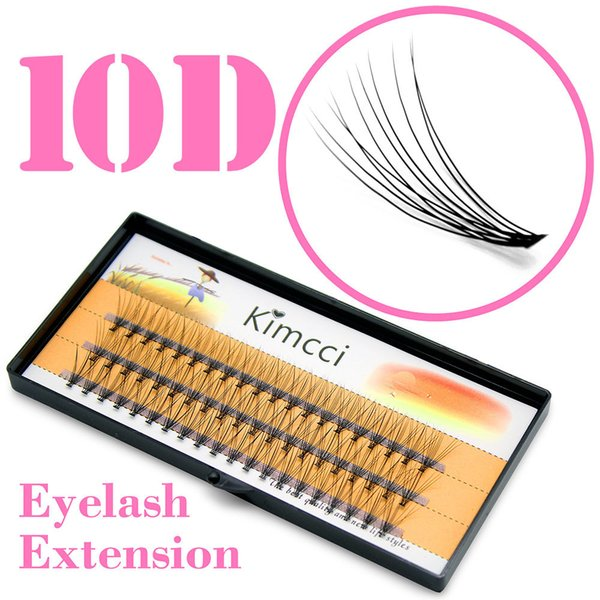 1*New 0.1C (6/8/9/10/11/12/14mm) Available Natural Best Quality Makeup False Eyelashes Individual Fake Eye Lashes Extension Tool C18122701