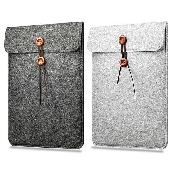 SZAICHGSI Fashion Soft Sleeve Tasche für MacBook Air Pro Retina 11 12 13 15 Laptop-Schutzhülle für MacBook