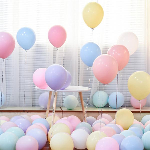 Neue Bunte Romantische Latexballone Neuheit Kinder Spielzeug Geburtstagsfeier Hochzeit Dekorationen Schöne Geschenke Freies Verschiffen