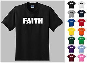 T-shirt cristão religioso de Jesus da fé