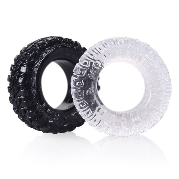 Silicone Cock Rings Delaying Ejaculation Penis Ring Cock Lock Erotic Donuts Cockring Sex Toys for Men Sex Products A75029