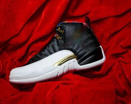 AJ 12 J12 12S CNY HIGH BQ6497-006 Jumpman 2020 Top Quality Man Sport Basket bottes Shoes Sneakers hommes de chaussures de course chaussures de sport 7-13