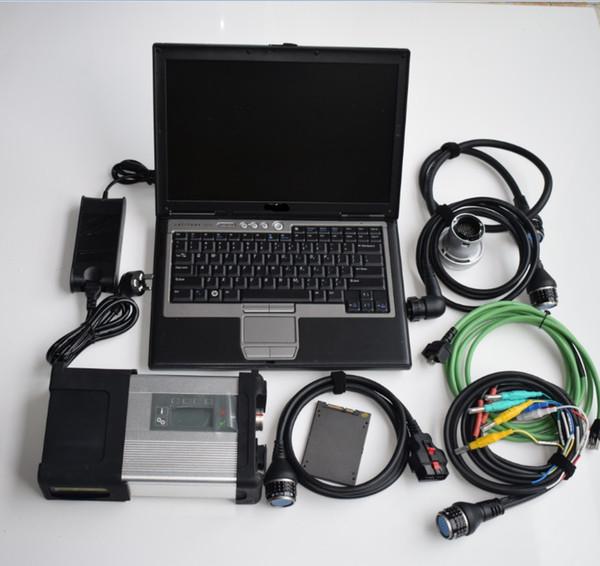 mb c5 estrellas con D630 portátil SSD