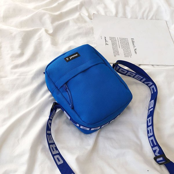 2019 SUP Oxford Umhängetaschen Fashion Designer Handtaschen Crossbody Messenger Handtasche Berühmte New Pack Canvas Tote Brusttasche Paket