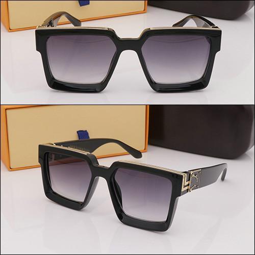 519a3f051d Moda de lujo para hombres Diseñador de la marca Gafas de sol Z0993E Gafas  de sol