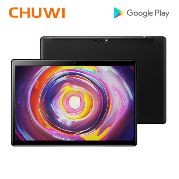 CHUWI Original Hi9 Air Tablet PC MT6797 X23 Deca Core 4 Go de RAM 64 Go de ROM Android 8.0 Tablette 2K Écran Double 10.1 Pouces 8000MAH