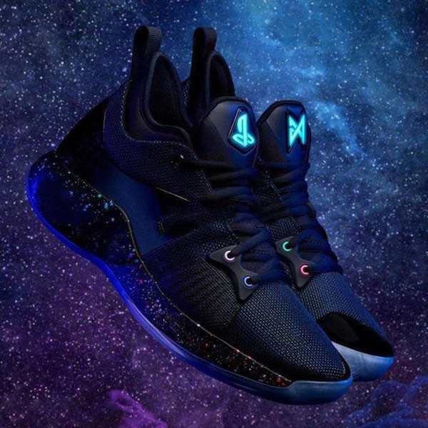 playstation shoes light up