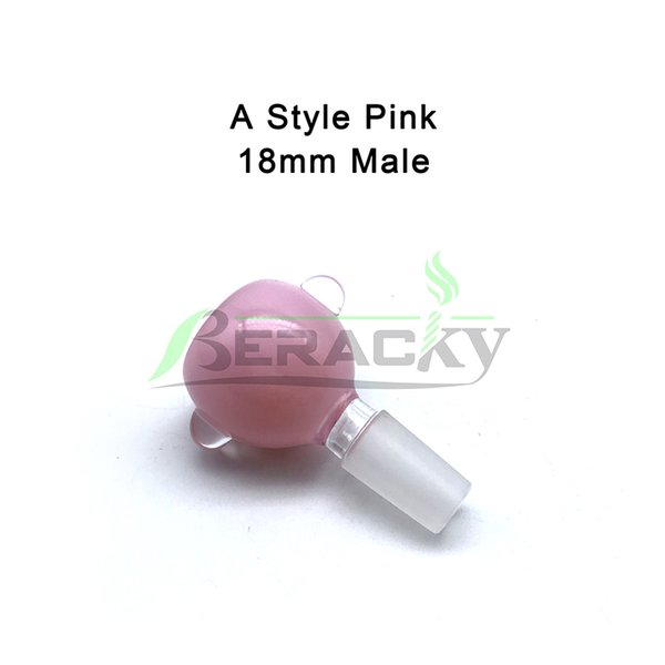 A- 18mm Male Pink