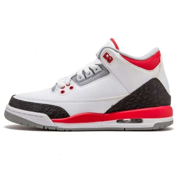 #14 Fire Red