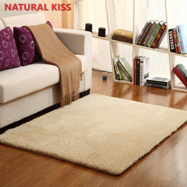 NATURAL KISS Soft Shaggy Living Room/Bedroom Kids Room Rugs Rug Antiskid  Carpet Modern Carpet Mat Fluffy Mats Kids Room Rug Rugs Online Carpets  Online ...