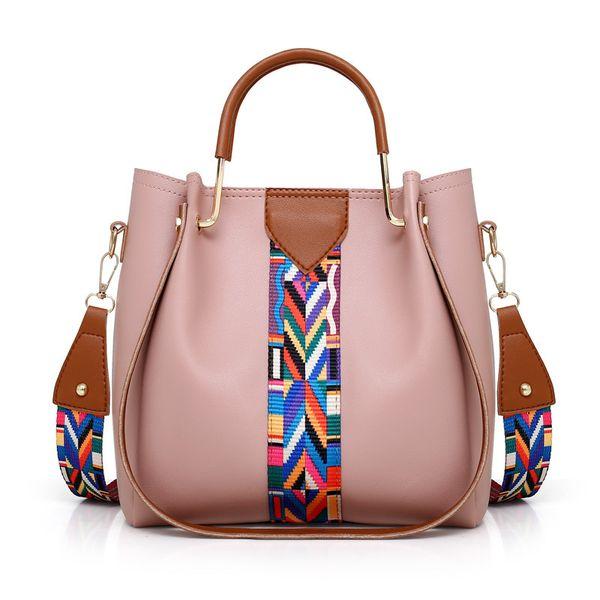 Fashion New Women Handbag and Purse Large Capacity 4 Pieces Bag Set Casual Lady Crossbody Bag Shoulder Designer Tote w087