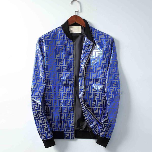 19 ans de veste de moto de marque de marque de mode, col à revers, veste en jean décontractée pour homme, chemise bleue de luxe, veste pour homme