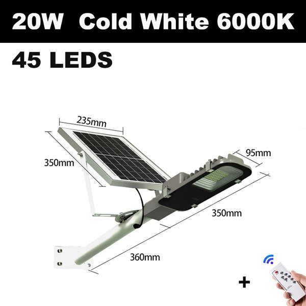 20W Branco Frio