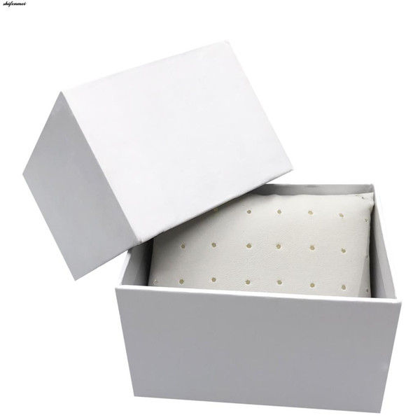 shifenmei High Quality Watch Box Free Shipping Dropshipping 1pcs Box and Carton with  Fashion Gif