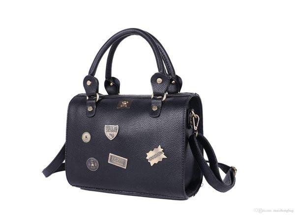 Nice New Ladies Handbag Korean Fashion Trend Pillow Bag Wild Texture Messenger Cheap Tied Of Chinese-made