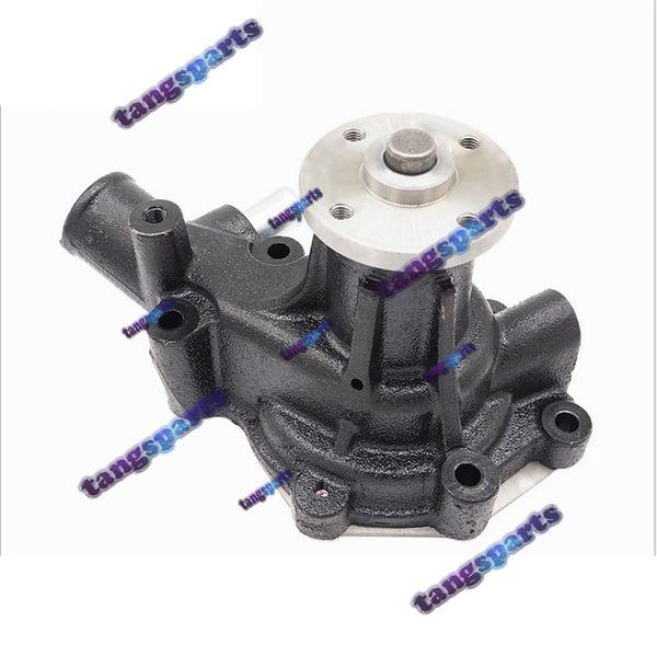 top popular New 4BC2 Water Pump For ISUZU diesel excavator truck forklift dozer etc. engine repair spare parts 2021