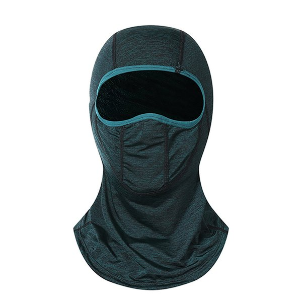 Ice silk Sun Protection Anti-UV Face Mask Scarf Quick dry Bandana Cycling Riding Bike Mask