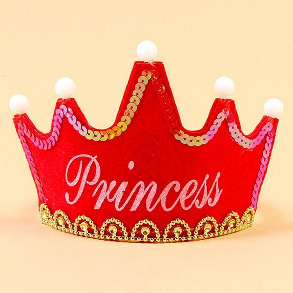 kırmızı Prenses