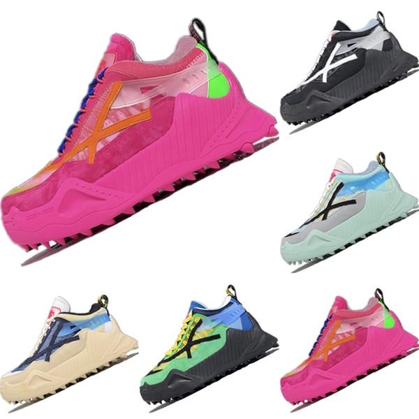 2019 ODSY_1000 Net İplik ve Deri Nefes Koşu Ayakkabı Orjinal Odsy 1000 Kaymaz Perçin Kauçuk Yürüyüş Ayakkabı