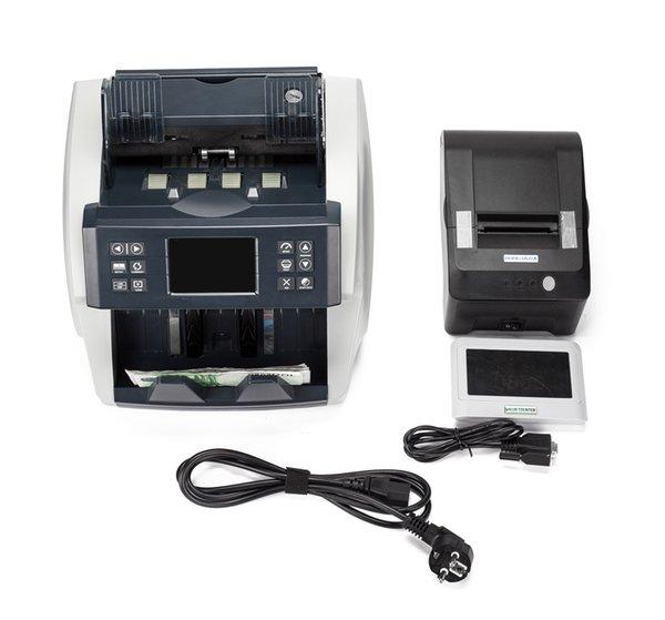 XD-770 с дисплеем и принтером