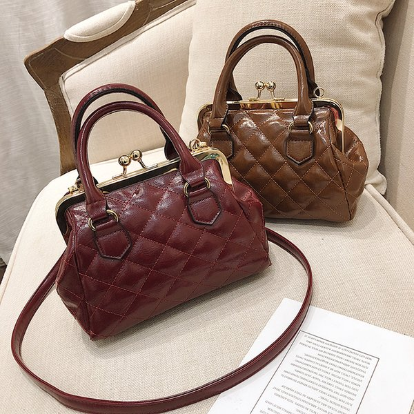 Novo Estilo Shell sacos Do Mensageiro Cinta Bolsas Corpo cruz Bolsas de Ombro Feminino Bolsa Sacs Saj Xinchao wanggong / 12