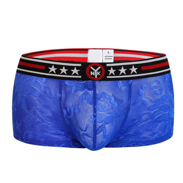 Hot Sexy Underwear Men Colorful Cotton Men Underwear Boxer Male Panties Men's Sexy Shorts slip homme bielizna meska